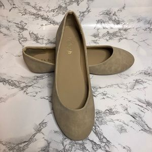 Refresh Demi style Ballet Flat Nude Size 8